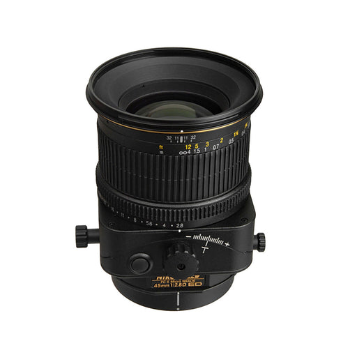 Nikon PC-E Micro-NIKKOR 45mm f2.8D ED Tilt-Shift Lens