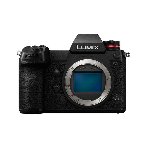 Panasonic Lumix DC-S1 Mirrorless Digital Camera With V-Log Upgrade