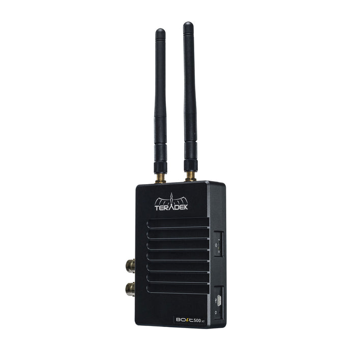 Teradek Bolt 500 XT 3G-SDI/HDMI Wireless Transmitter and Receiver Set