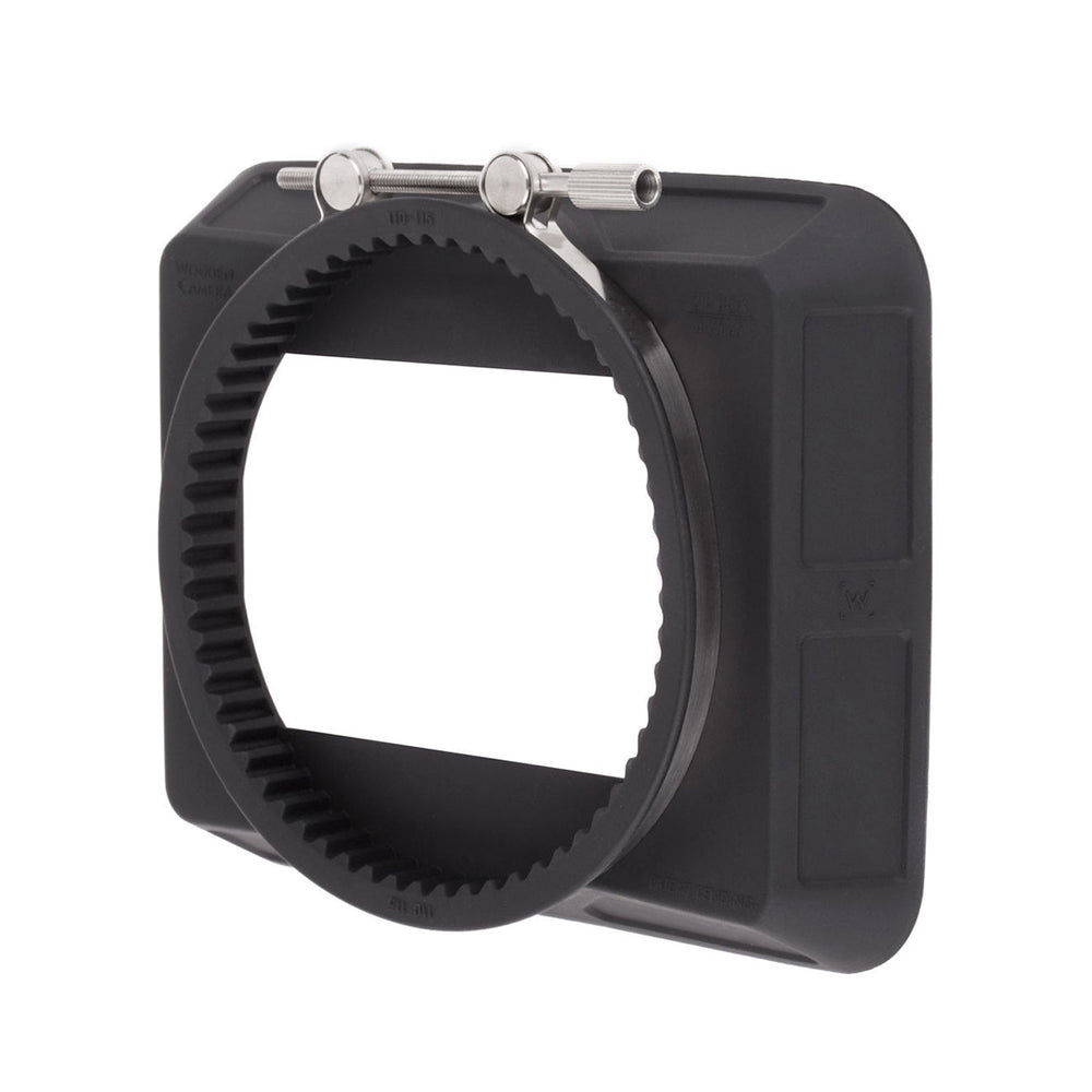 "Wooden Camera 2-Stage Clamp-On 4 x 5.65"" Zip Box (110-115mm)"