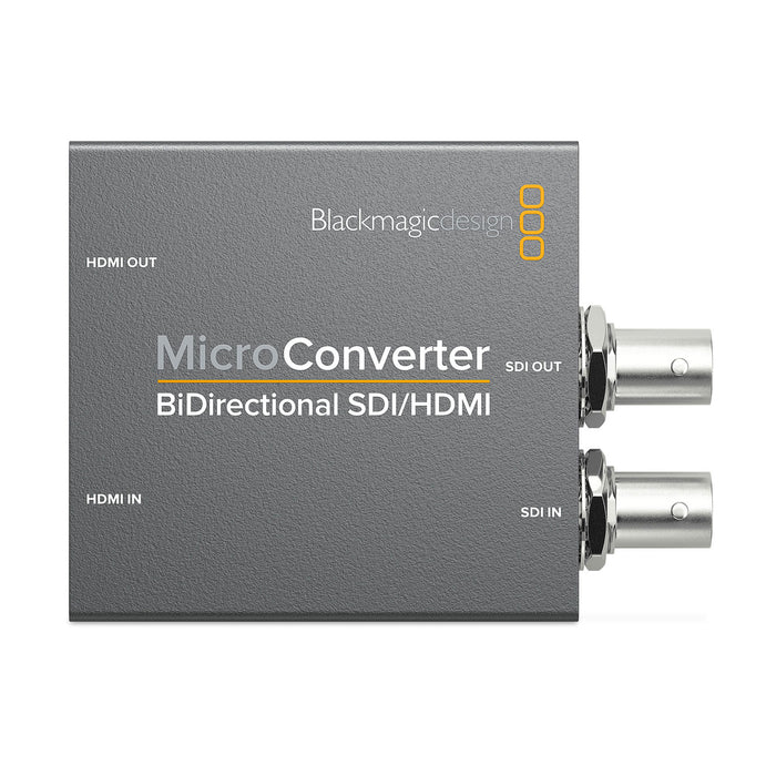 Blackmagic Design Micro Converter BiDirectional SDI/HDMI with Power Supply