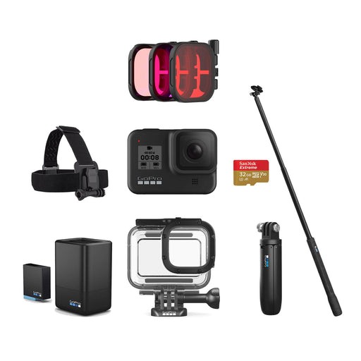 GoPro HERO8 Black Kit