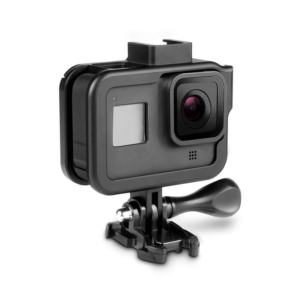 iTrunk Aluminum Alloy Frame for GoPro Hero 8 Black Action Camera
