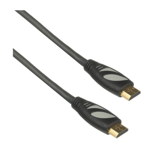 Pearstone HDA-106 High-Speed HDMI Cable with Ethernet (Black, 6')