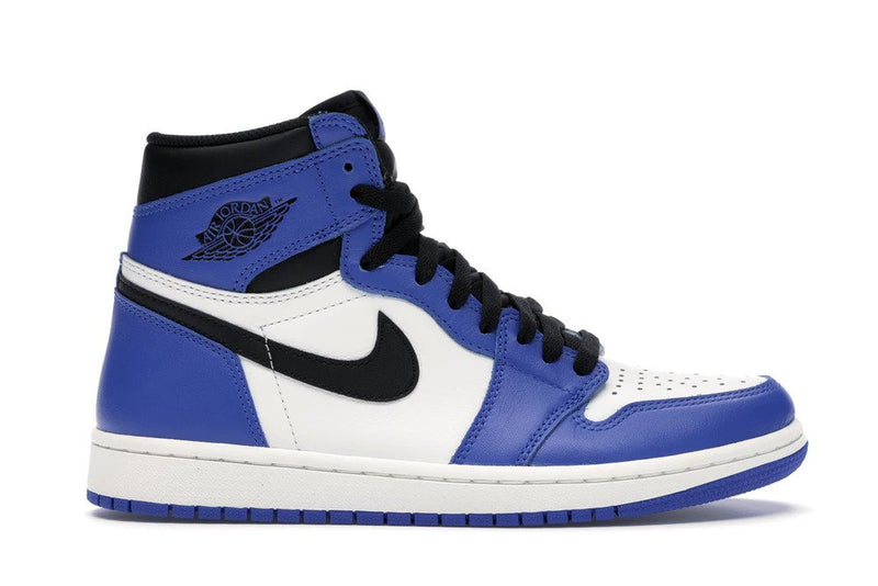The Air Jordan Retro High Game Royal