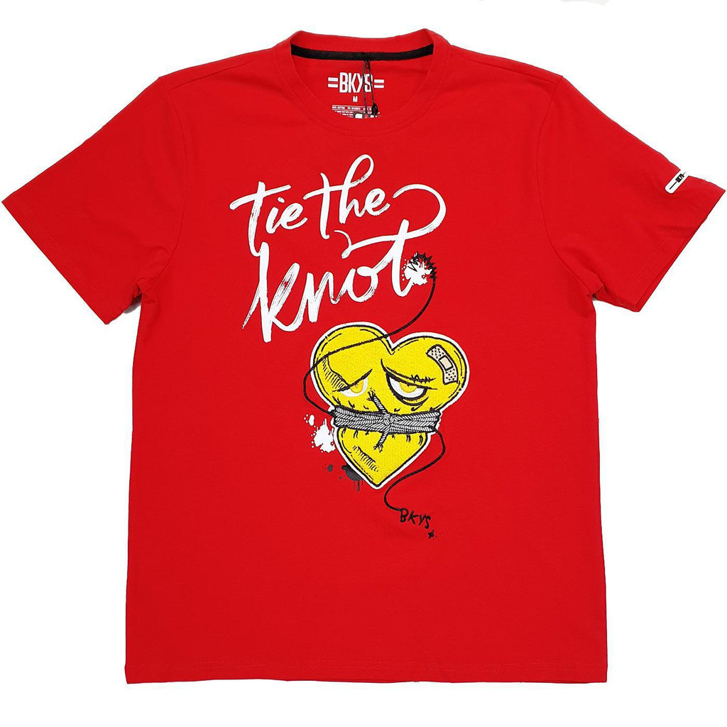 Tie The Knot Tee (Red)