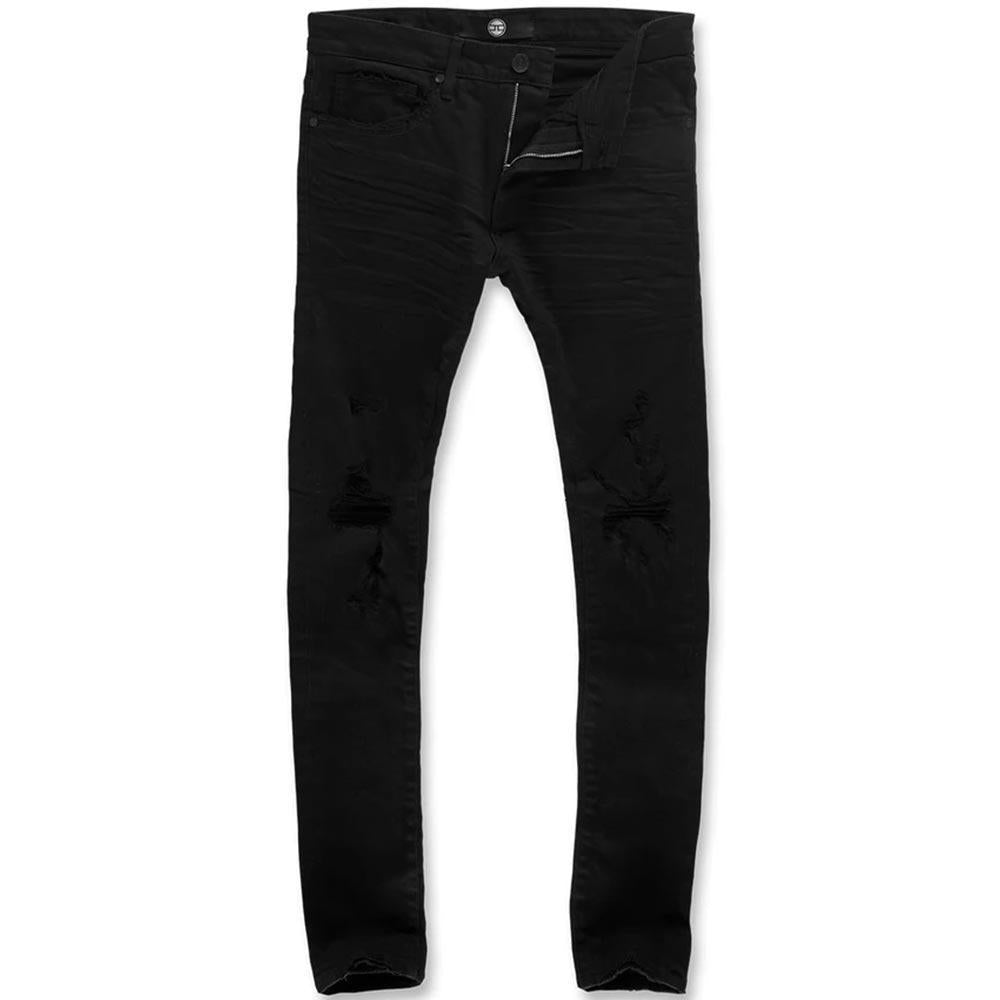 Ross Irvington Denim (Jet Black) | Jordan Craig