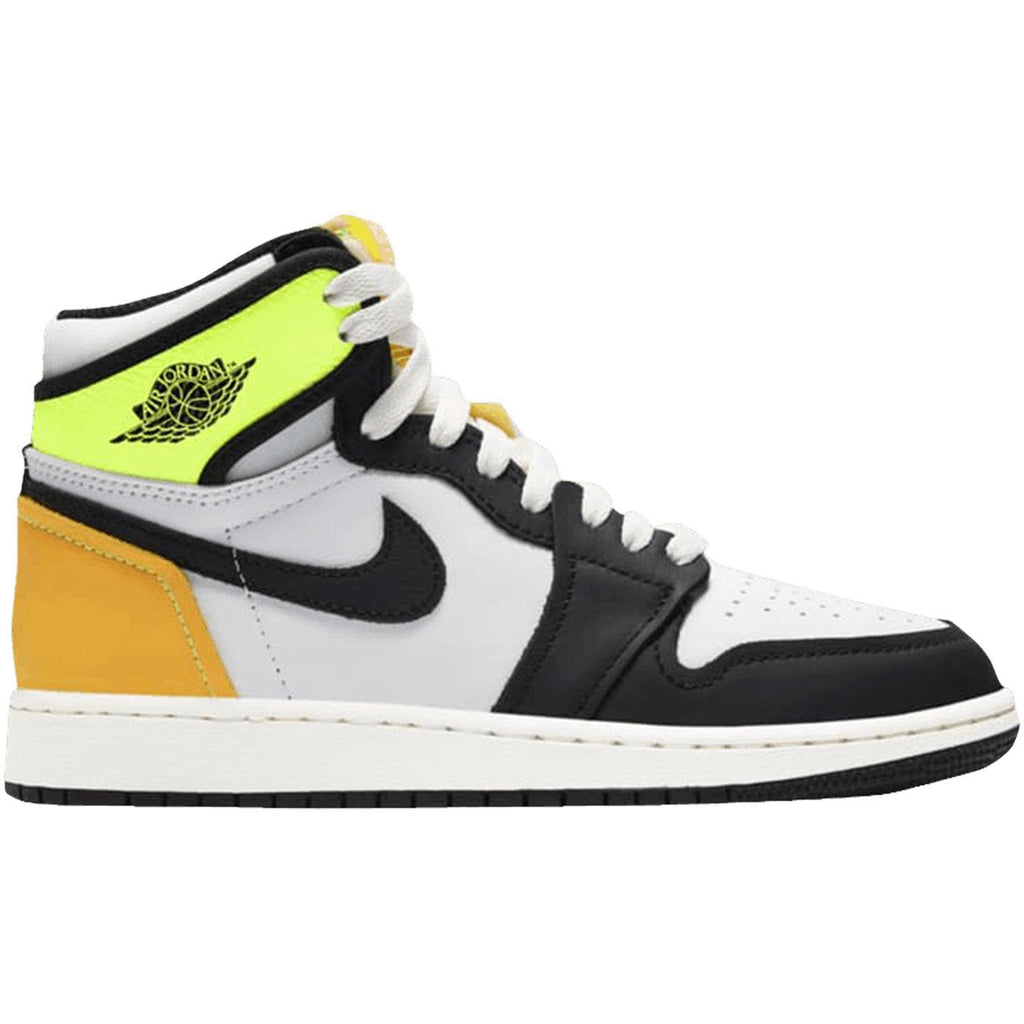 Air Jordan 1 Retro High OG GS 'Volt Gold'