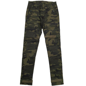 Strapped Up Army Camo Fatigue Pants