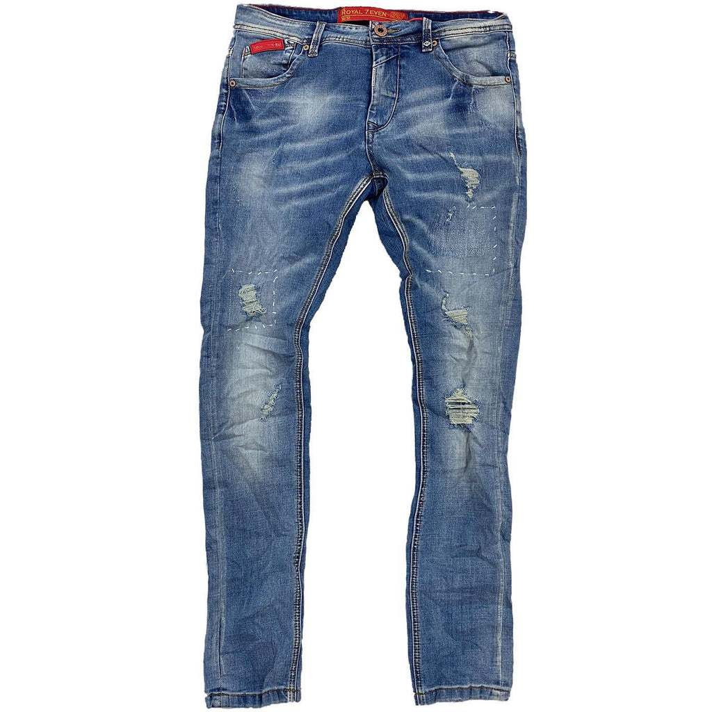 RSJN-21A Light Blue Jeans