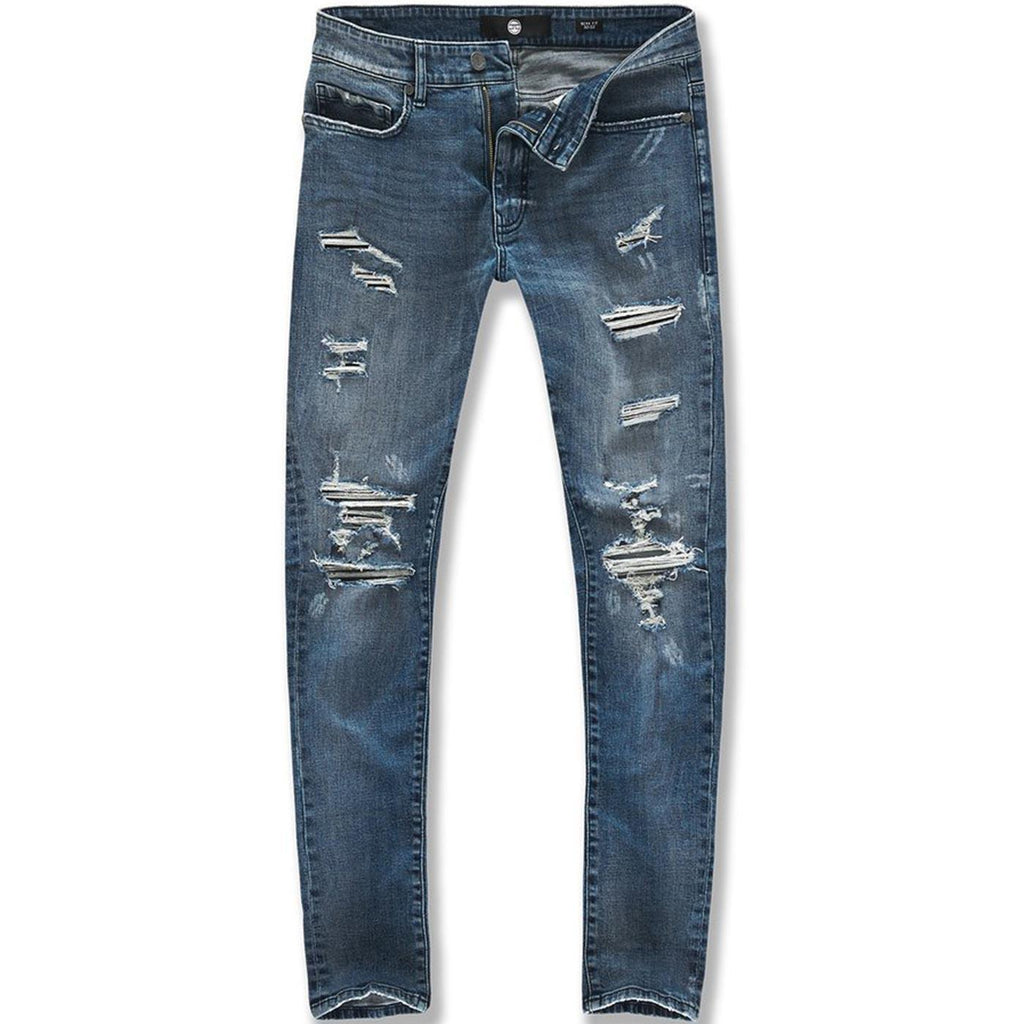 Sean Lindem Denim (Medium Blue)