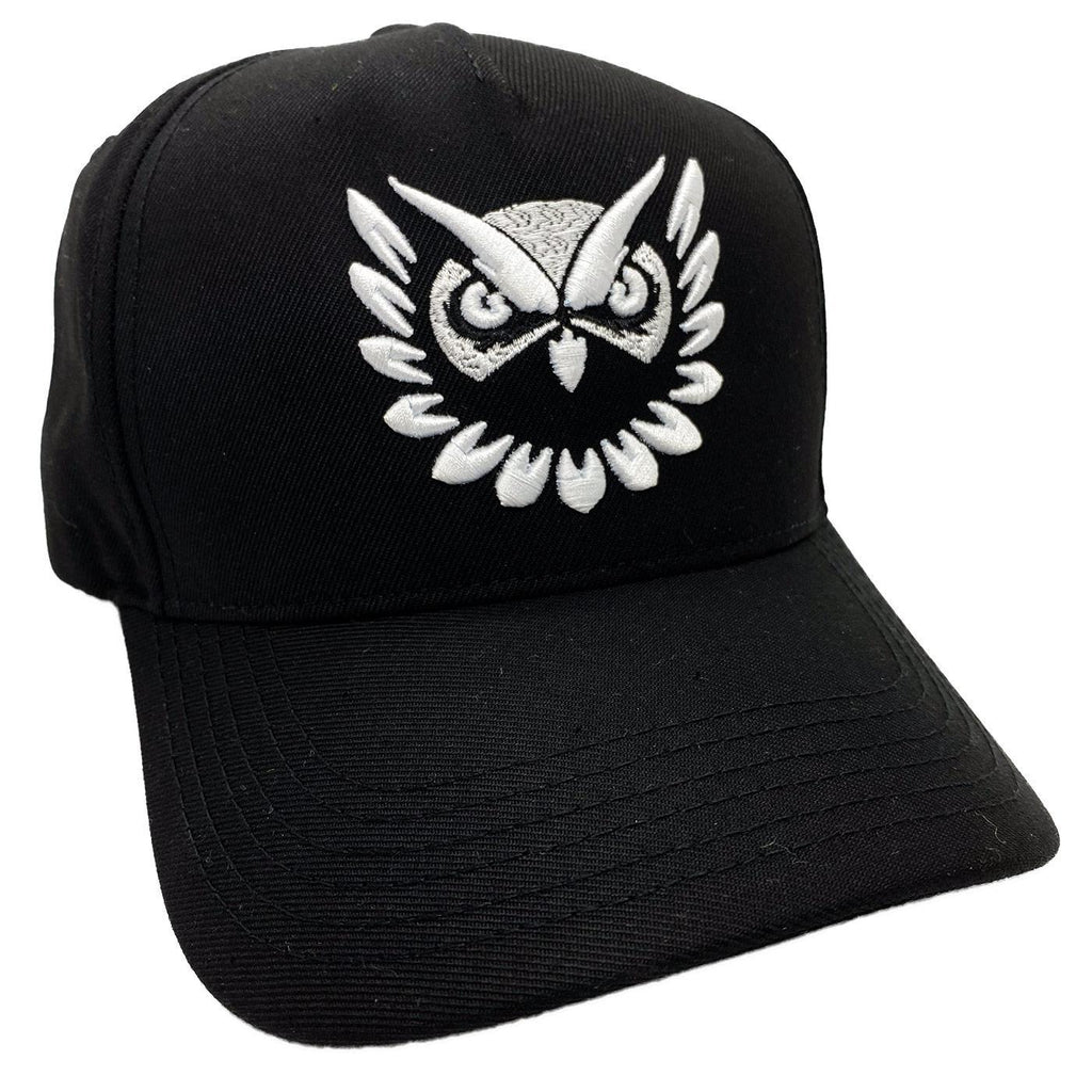 Owl Vision Hat (Black/White)