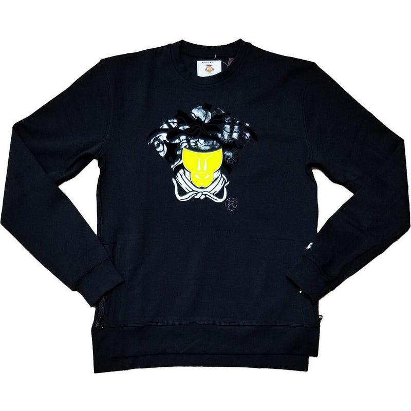 Glow Medusa Crewneck Monkey Money Clothing
