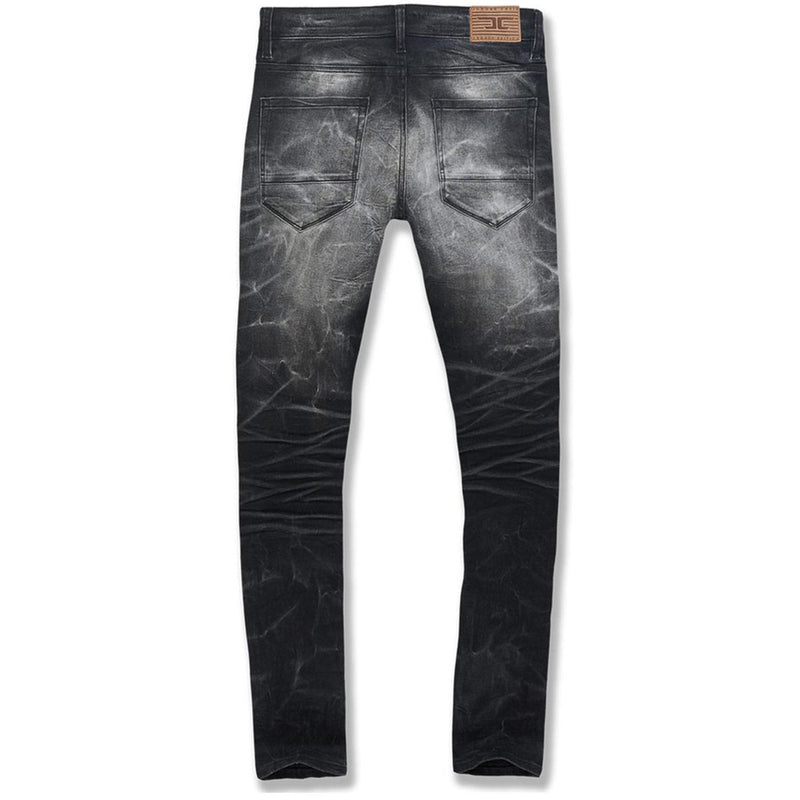 Ross Sevilla Denim (Industrial Black) Rear | Jordan Craig