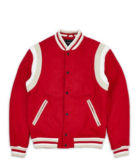 Westlake Varsity Jacket (Red)