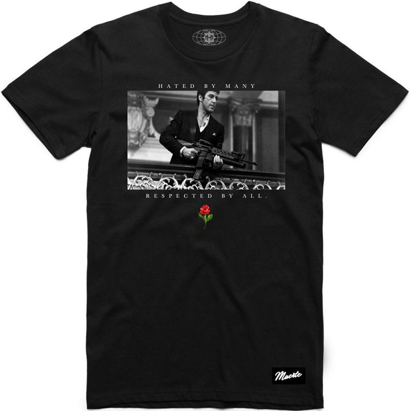 SKY - Respected By All Tony Tee (Black)