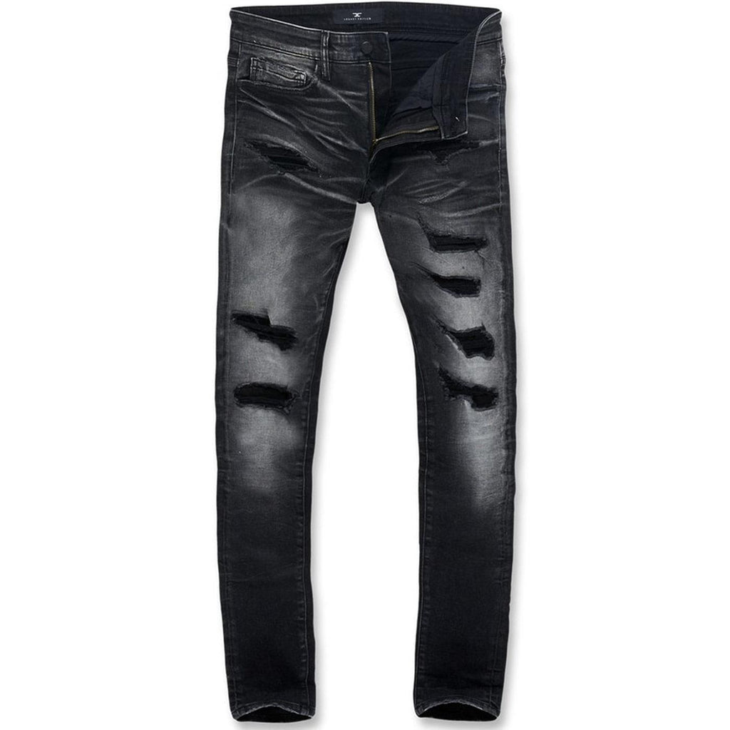 Ross Motor City Denim (Black Shadow) | Jordan Craig