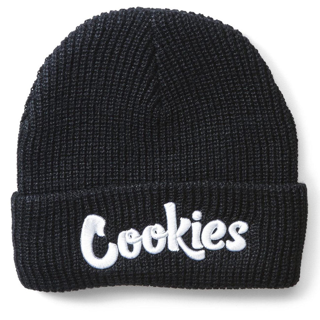 Original Embroidered Beanie (White) | Cookies SF Clothing