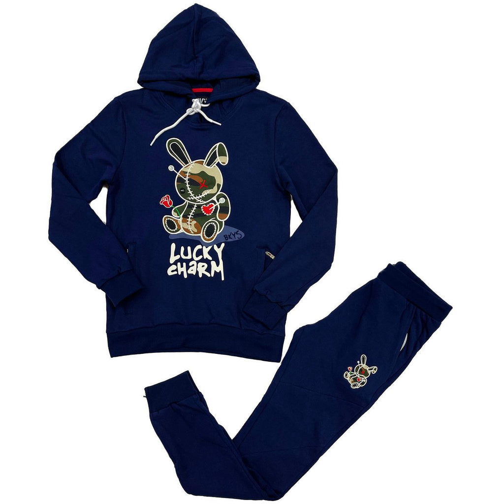 Lucky Charm Set (Navy) | BKYS
