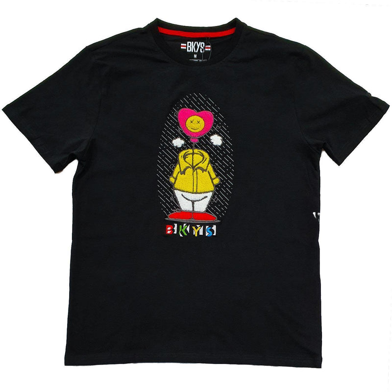 Gassed Love Tee (Black) | BKYS Black Keys