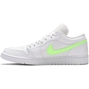 Air Jordan 1 Low 'White Multi-Color' | Urban Street Wear Side