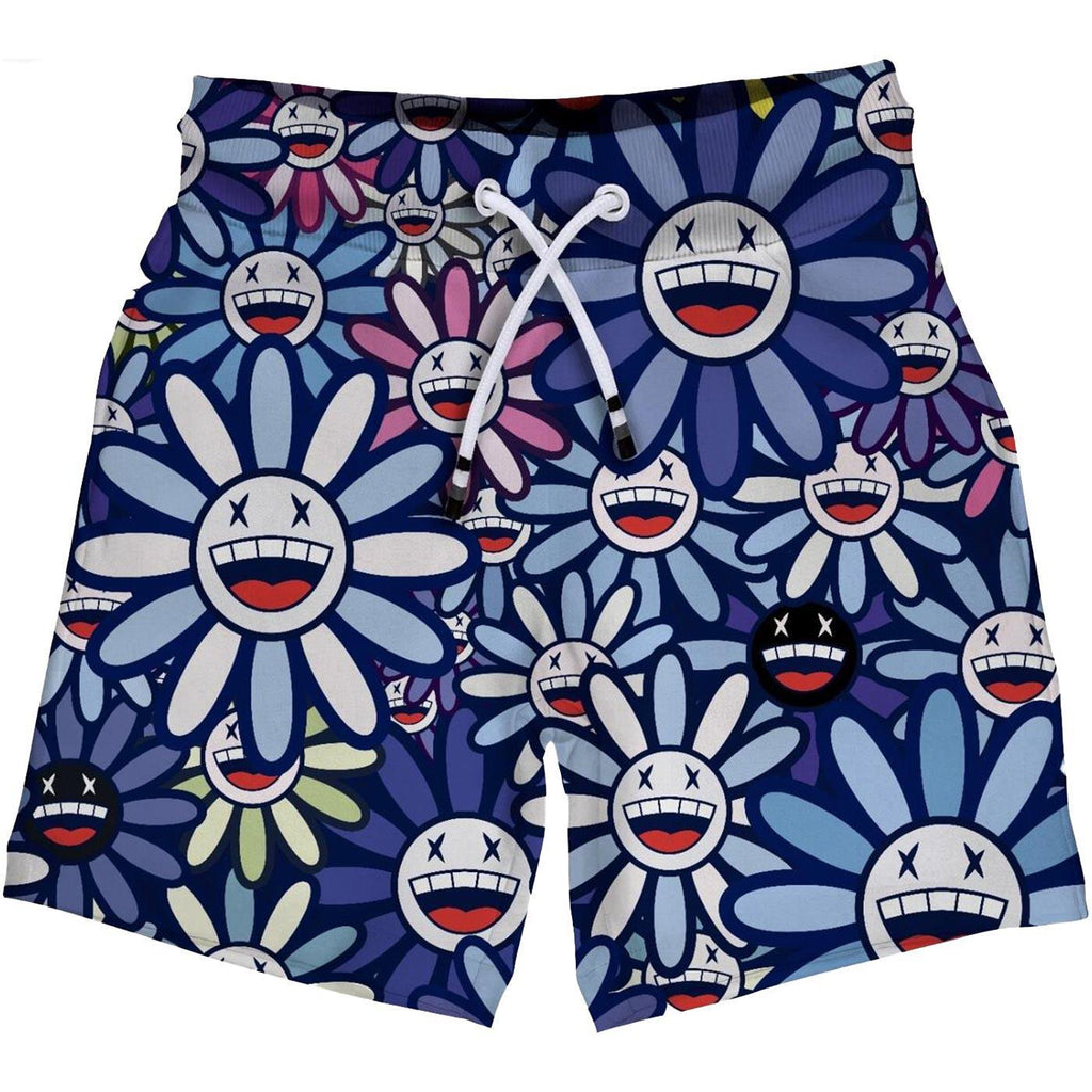 Maruchifu Summer Shorts (Blue)