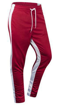 Skinny Track Pants (Red/White)