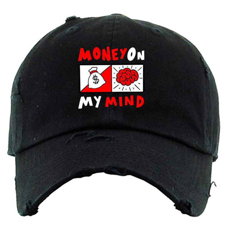 Money On My Mind Hat (Black)