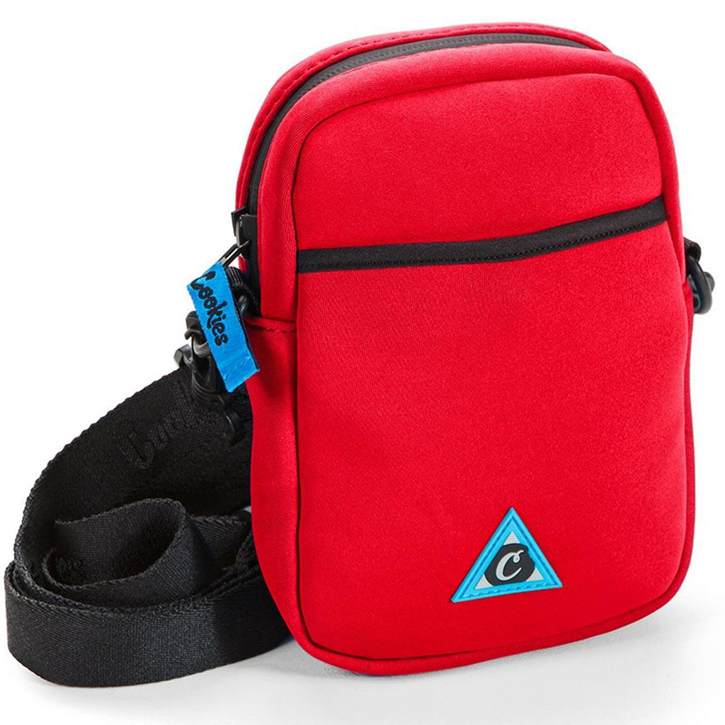 Travel Pocket Smell Proof Bag (Red) | Cookies SF Clothing