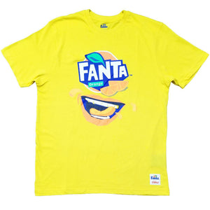 Staple X Fanta Tee (Yellow) | Staple Pigeon