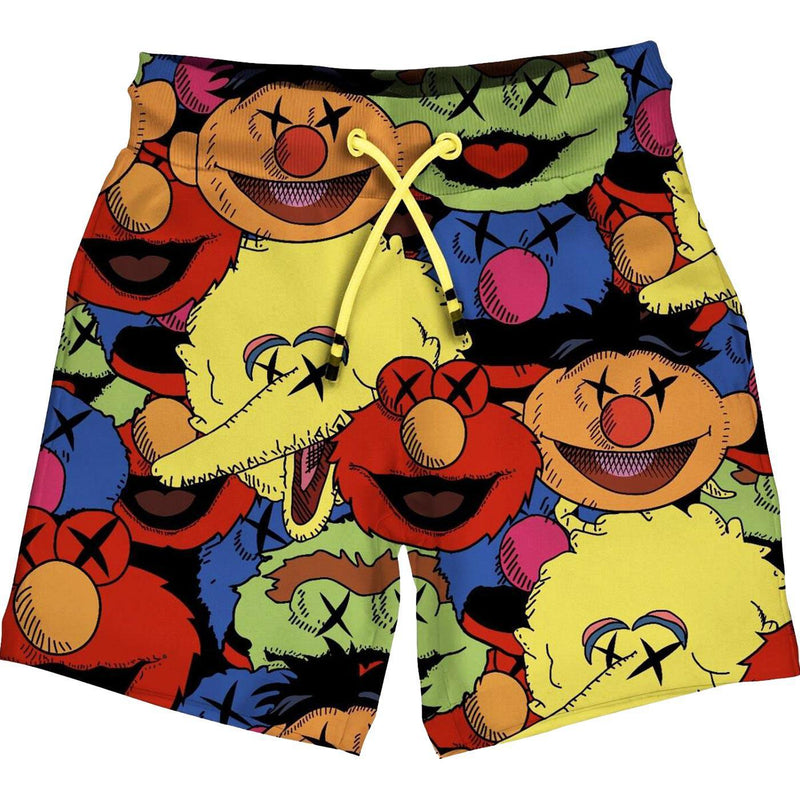 Plaza Zeza Shorts