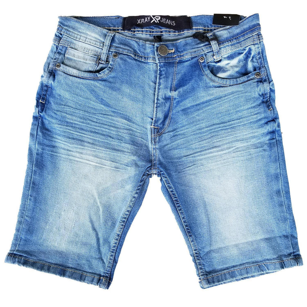 Zona Blue Jean Shorts | X Ray Jeans