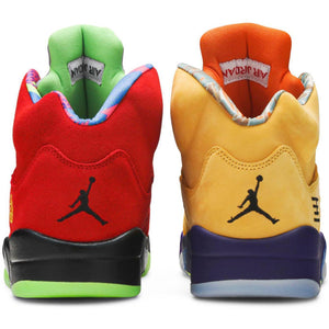 Air Jordan 5 Retro SE 'What The' CZ5725 700 Rear