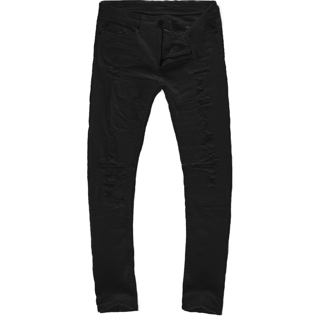 Sean Tourmaline Denim (Jet Black) | Jordan Craig