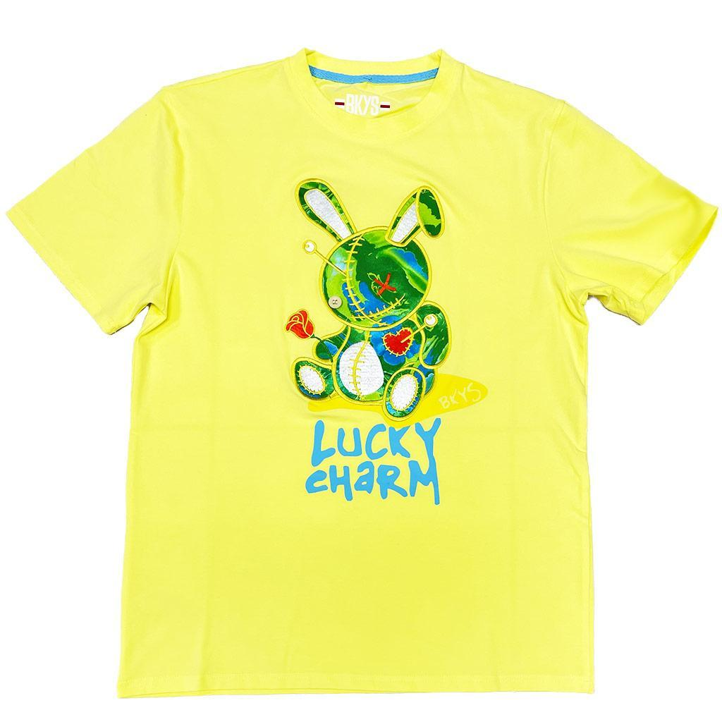 Lucky Charm w/ Lava Tee (Lemonade) | BKYS Clothing