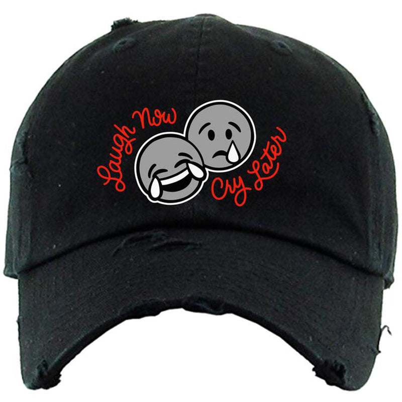 Laugh Now Hat (Black)