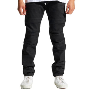 Francesco Jean (Jet Black) | Crysp Denim