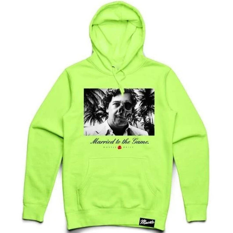 Pablo Half Dead Hoodie (Safety Yellow)