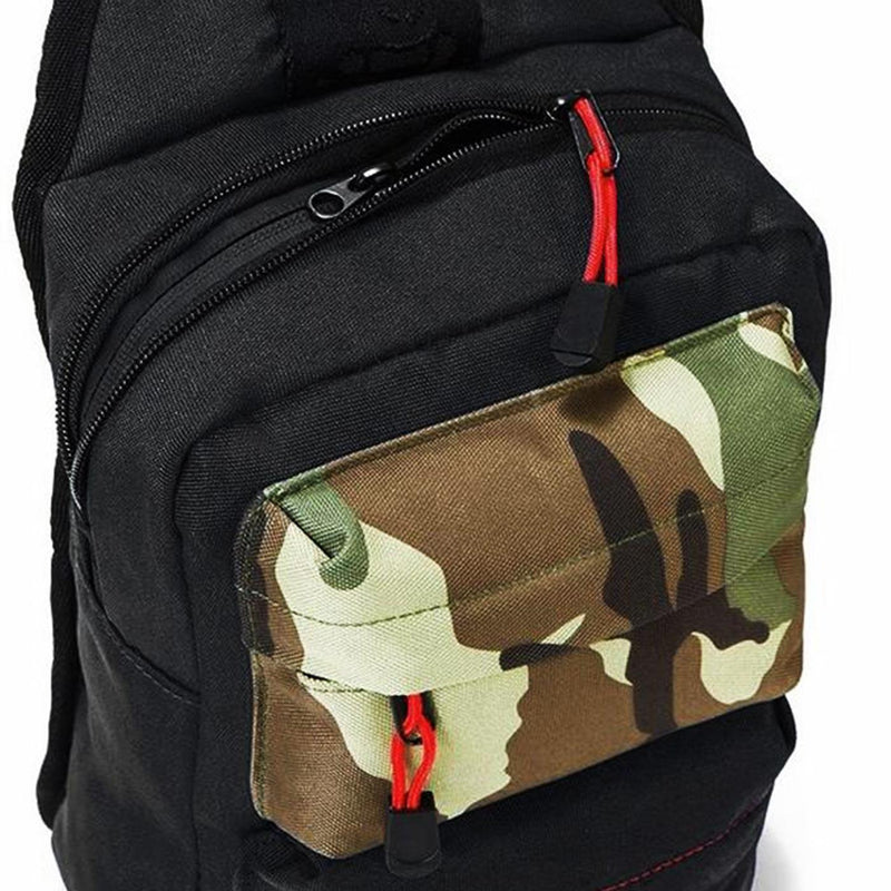 Smell Proof Rack Pack Shoulder Bag