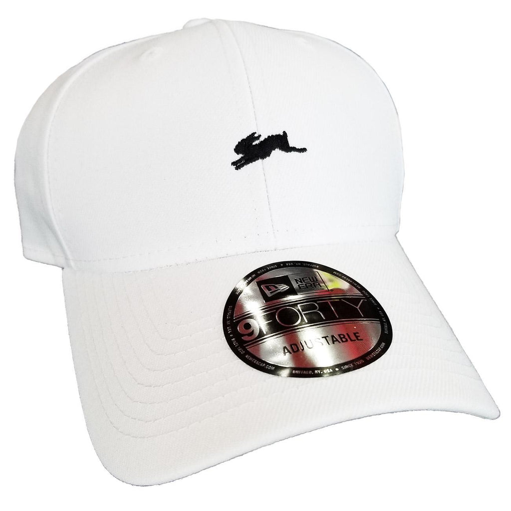 Michael New Era Hat (White) | A. Tiziano