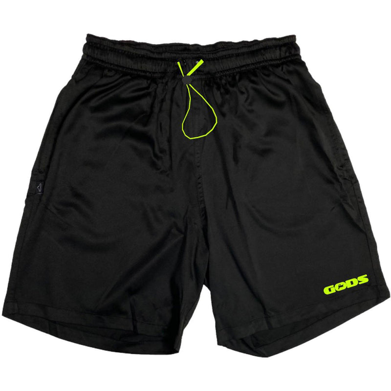 Gods Hybrid Short (Black/Neon Yellow)