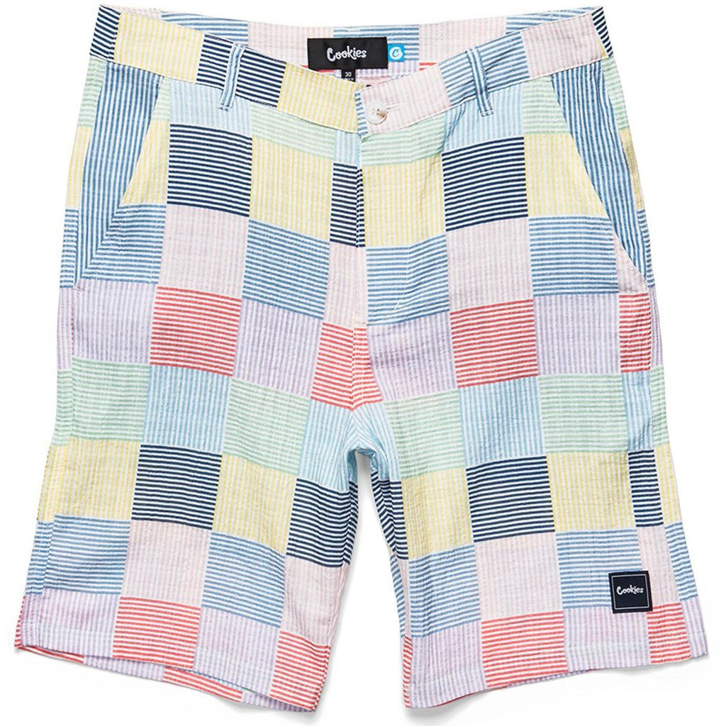 South Hampton Seersucker Shorts