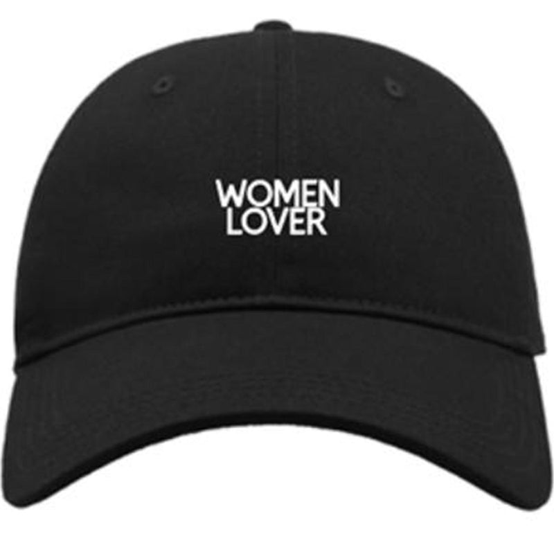 Rebel Women Love Hat (Black)