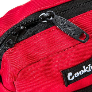 Smell Proof Clyde Shoulder Bag (Red)