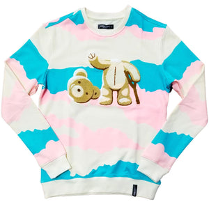 Kill The Bear Crewneck (Pink)