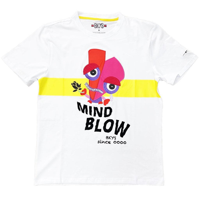Mind Blow Tee (White) | BKYS Clothing