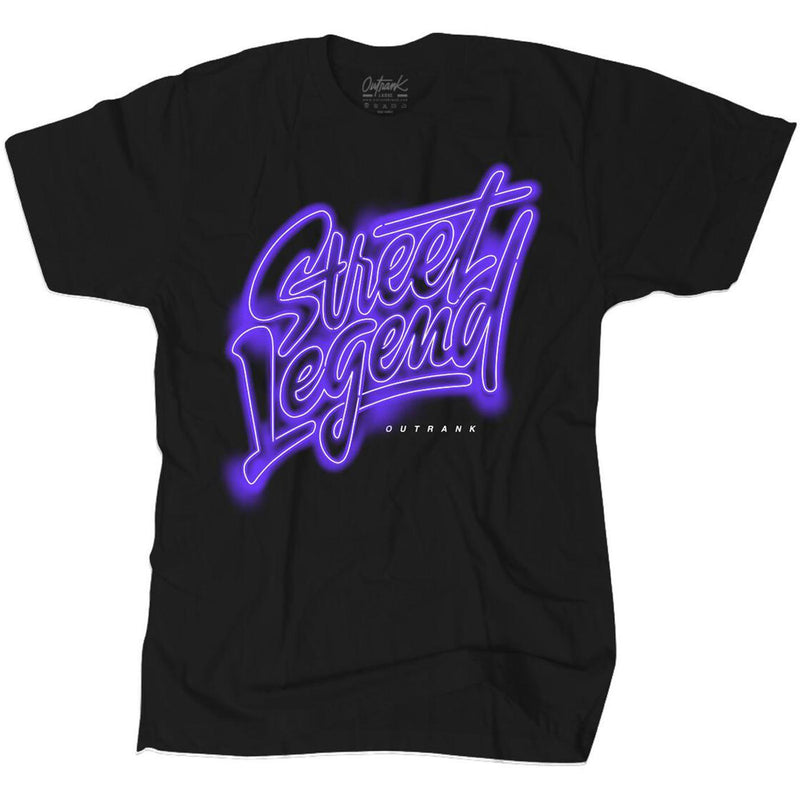 Street Legend Tee (Black)