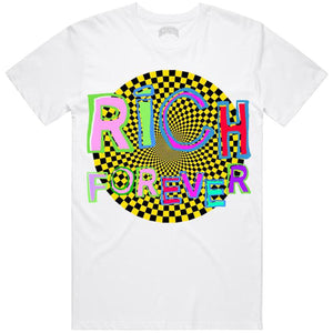 Hypnotized T-Shirt (White) | Rich Forever