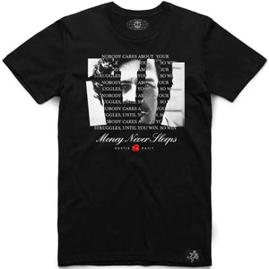 BW Until You Win Pablo Tee (Black)