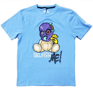 Selfish Tee (Blue)